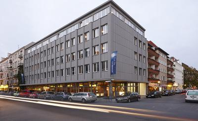 1. Galeriebild Smart Stay Hotel Berlin City