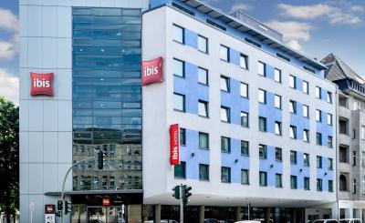 1. Galeriebild ibis Berlin City West