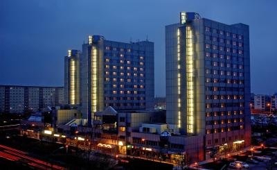 1. Galeriebild City Hotel Berlin East