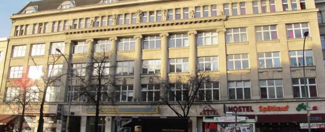 Klassenfahrt Berlin »Metropol Hostel Berlin buchen - berlin